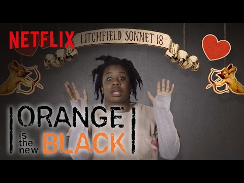 Orange is the New Black Season 5 Promo 'Litchfield Love Poem'