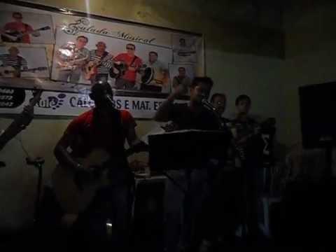 Abadia dos Dourados 2012 -Salada Musical -Tramp's Bar -Do outro lado da cidade com Rodrigo Duarte