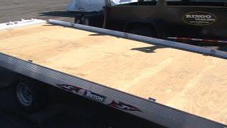 1. Triton ATV128 open ATV utility trailer - Bi-County Trailer Sales, NY