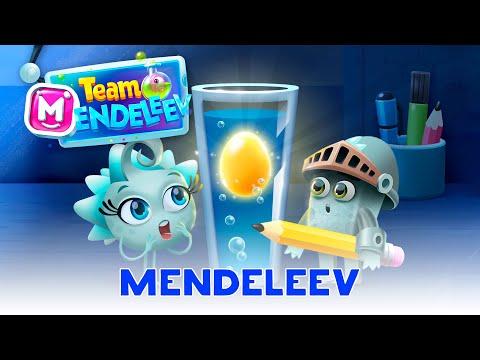 Team Mendeleev: Episode 5 - Mendeleev 💥 🎬  Cartoons For Kids 🎬 💥  NEW EPISODE 💥