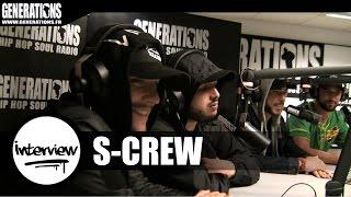 S-Crew - Interview #DestinsLiés (Live des studios de Generations) - YouTube