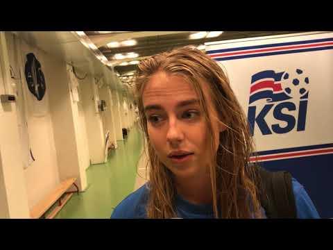 Elín Metta: Færeyjar gætu alveg plummað sig í Pepsi-deildinni