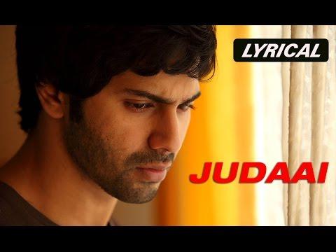 Video Judaai (Lyrical Extended Version) | Badlapur | Varun Dhawan & Nawazuddin Siddiqui download in MP3, 3GP, MP4, WEBM, AVI, FLV January 2017