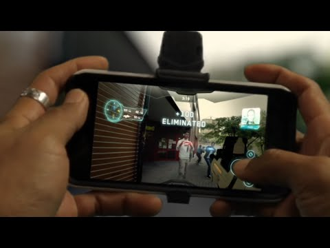 FatherIO this Gadget Turns Your iPhone into a Real Life First Person Shooter
