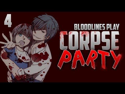 Corpse party (Сейко ) # 4