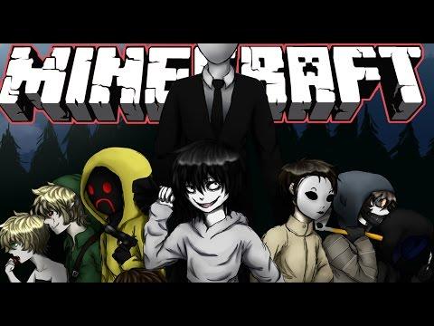 Video Minecraft | Creepypasta Forest download in MP3, 3GP, MP4, WEBM, AVI, FLV January 2017