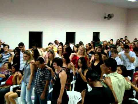 Pastor Pablo Luiz Nova Lacerda MT