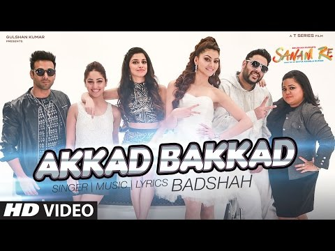 Akkad Bakkad Video Song | Sanam Re Ft. Badshah, Neha | Pulkit, Yami, Divya, Urvashi