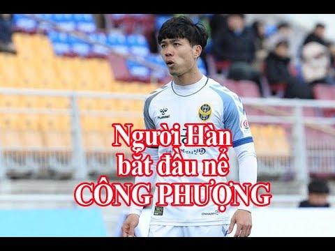 Người Hàn gọi Công Phượng là cầu thủ ĐÁNG SỢ NHẤT Incheon United | Thể Thao 247 - Thời lượng: 4:38.