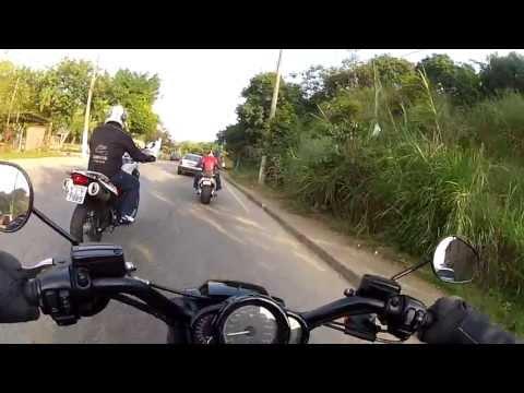 Volta Redonda à Amparo