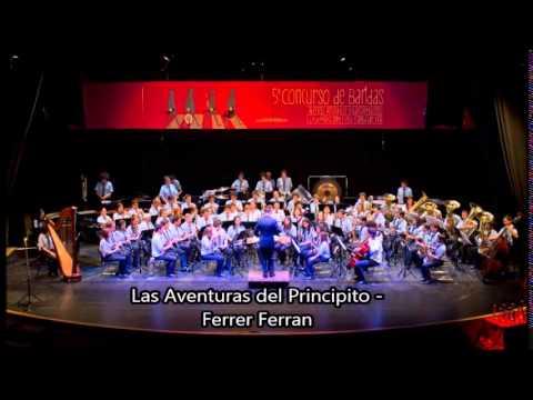 Banda Filarmónica de São Mamede de Ribatua - Las Aventuras del Principito