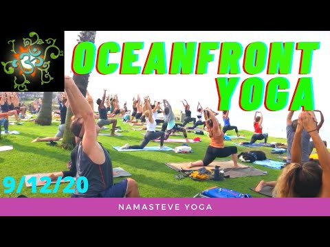 Oceanfront Yoga   Basic Power Yoga   Namasteve Yoga