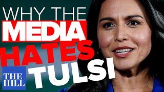 Journalist Michael Tracey: Why the media hates Tulsi Gabbard