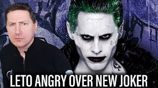 Video Jared Leto Angry Over New Joker Movie MP3, 3GP, MP4, WEBM, AVI, FLV Juni 2018