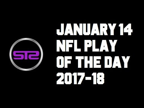 NFL Playoffs - January 14, 2018 - NFL Pick of The Day - Today NFL Picks ATS Tonight - 1/14/18