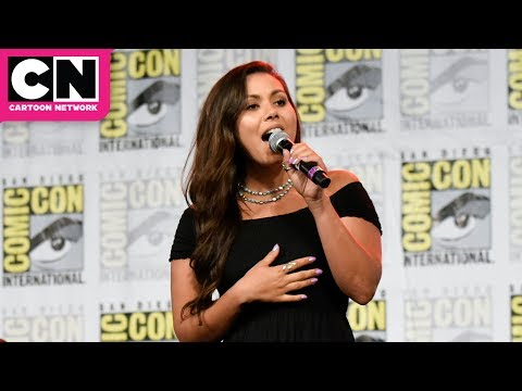 Steven Universe - Adventure Time  Rebecca Sugar and Olivia Olson Singing