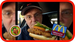 McDonalds in Australia have released several new gourmet burgers. I aim to review most of them over the next few days. Check out what I thought of the Gourmet Classic ChickenPlease Share :)#tastetest #foodiehttps://mcdonalds.com.auMcDonald'shttps://en.wikipedia.org/wiki/McDonald'sMcDonald's, or simply McD, is an American hamburger and fast food restaurant chain. It was founded in 1940 as a barbecue restaurant operated by Richard and Maurice McDonald. In 1948, they reorganized their business as a hamburger stand, using production line principles. The first McDonald's franchise opened in Phoenix in 1953 using the arches logo. Businessman Ray Kroc joined the company as a franchise agent in 1955 and subsequently purchased the chain from the McDonald brothers. Based in Oak Brook, Illinois, McDonald's confirmed plans to move its global headquarters to Chicago by early 2018.Today, McDonald's is the world's largest restaurant chain, serving approximately 68 million customers daily in 119 countries across approximately 36,615 outlets. McDonald's primarily sells hamburgers, cheeseburgers, chicken products, french fries, wraps, breakfast items, soft drinks, milkshakes, and desserts. In response to changing consumer tastes, the company has expanded its menu to include salads, fish, wraps, smoothies and fruit. A McDonald's restaurant is operated by either a franchisee, an affiliate, or the corporation itself. The McDonald's Corporation revenues come from the rent, royalties, and fees paid by the franchisees, as well as sales in company-operated restaurants. According to a BBC report published in 2012, McDonald's is the world's second largest private employer (behind Walmart with 1.9 million employees), 1.5 million of whom work for franchises.NEW VIDEOS EACH WEEKSend Me Stuff To Test!CHECKOUT THE FOODIE PLAYLISTS:*McDonalds*https://www.youtube.com/playlist?list=PLxEcELMekIpsoVC-YetHuUhOUGJ93wCna*KFC*https://www.youtube.com/playlist?list=PLxEcELMekIpu4KvJh69z76KLxNtHLtrHP*Subway, 