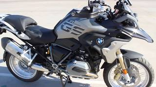 7. 2018 BMW R 1200 GS