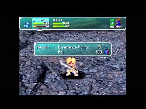 star ocean - the second story (disc 1) sony playstation rom