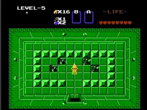 the legend of zelda nes français