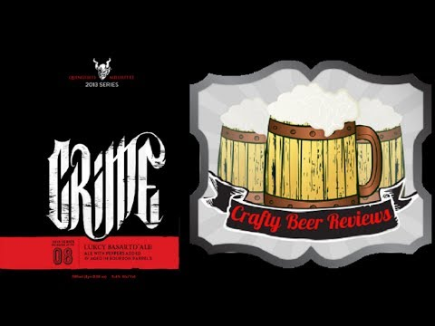 Stone Crime + Individual Reactions!! (Funny) | Crafty Beer Reviews: Episode #206