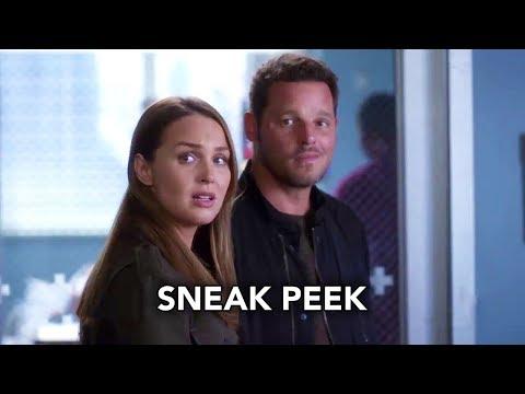 """Grey's Anatomy 14x10 Sneak Peek """"Personal Jesus"""" (HD) Season 14 Episode 10 Sneak Peek"""