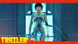 Nonton Ghost in the Shell (2017) Primer Tráiler Oficial Español Latino Film Subtitle Indonesia Streaming Movie Download