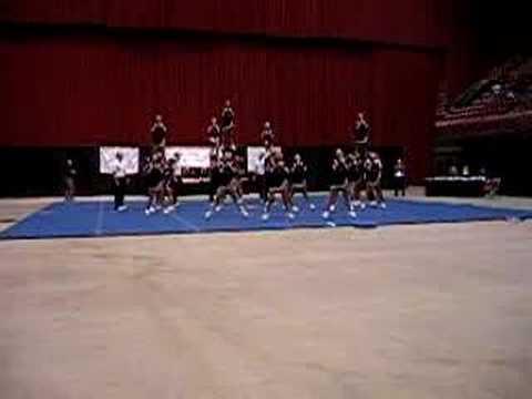 Cheerleading FDSH State Champs!