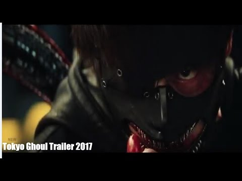 TOKYO GHOUL Official Trailer 2017  Action Live Movie HD   YouTube