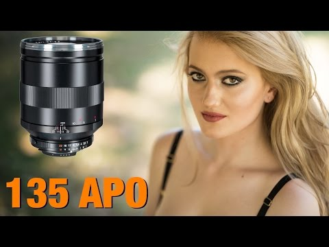 Zeiss 135mm f2 APO - As good as OTUS?