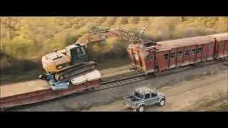 Video Skyfall - Opening Scene: Train Fight with Digger (1080p) MP3, 3GP, MP4, WEBM, AVI, FLV November 2018