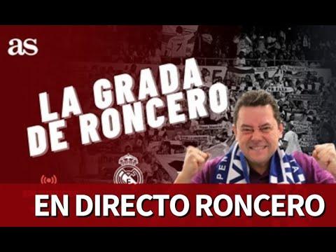 RONCERO EN DIRECTO  Contesta sobre el Madrid, ZIDANE, ISCO... I Diario AS