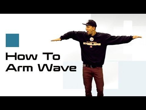 ARM WAVE TUTORIAL | How To Dance: Waving w/ Matt Steffanina | DANCE TUTORIALS LIVE