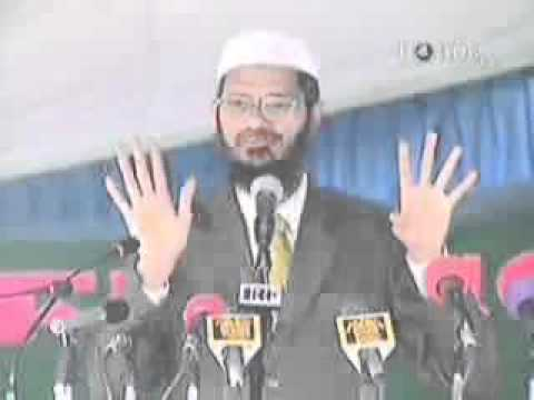 Great Answer by Dr. Zakir Naik, during zabia janwar feels no pain(Urdu)