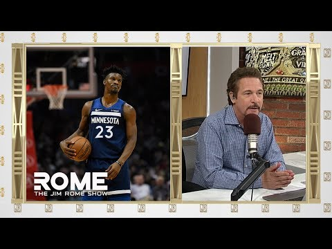 Video: Sixers trade for Jimmy Butler | The Jim Rome
