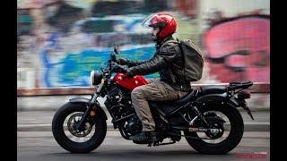 6. 2018 Honda Rebel 500 Review