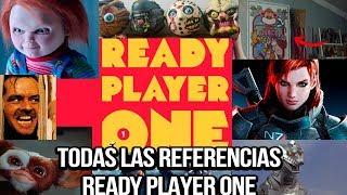 Video TODAS LAS REFERENCIAS DE READY PLAYER ONE MP3, 3GP, MP4, WEBM, AVI, FLV Juni 2018