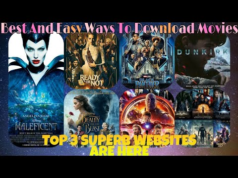 💯🤩❤️How to Download Movies{ English/Hindi} ( 3 Best And Effective Ways)💯🤩❤️