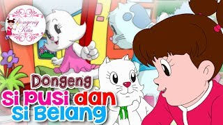 Video Cerita Ibu Diva ~  Si Pusi dan Si Belang | Dongeng Kita untuk Anak MP3, 3GP, MP4, WEBM, AVI, FLV Agustus 2018