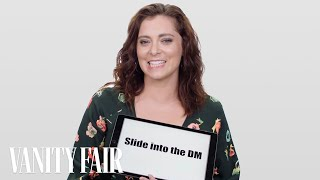 Video Crazy Ex-Girlfriend's Rachel Bloom Teaches You Dating Slang | Vanity Fair MP3, 3GP, MP4, WEBM, AVI, FLV Oktober 2018
