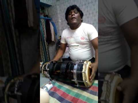 Video Chandan Kamble Dholaki player. solo parfoms. download in MP3, 3GP, MP4, WEBM, AVI, FLV January 2017