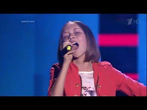 Голос.Дети.Мая Егорова смотреть онлайн (Эфир от 25.03.2016)