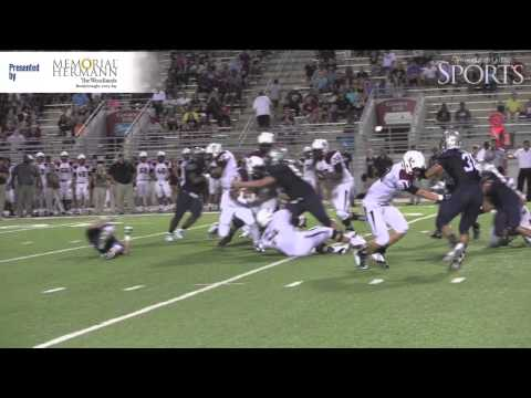 College Park vs. Pearland Football Highlights