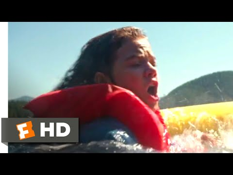 The Shack (2017) - Boat Flip Scene (1/10) | Movieclips