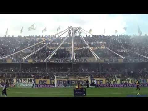 """Video - """"Recibimiento"""" Rosario Central (Los Guerreros) vs Belgrano - 2015 - Los Guerreros - Rosario Central - Argentina"""