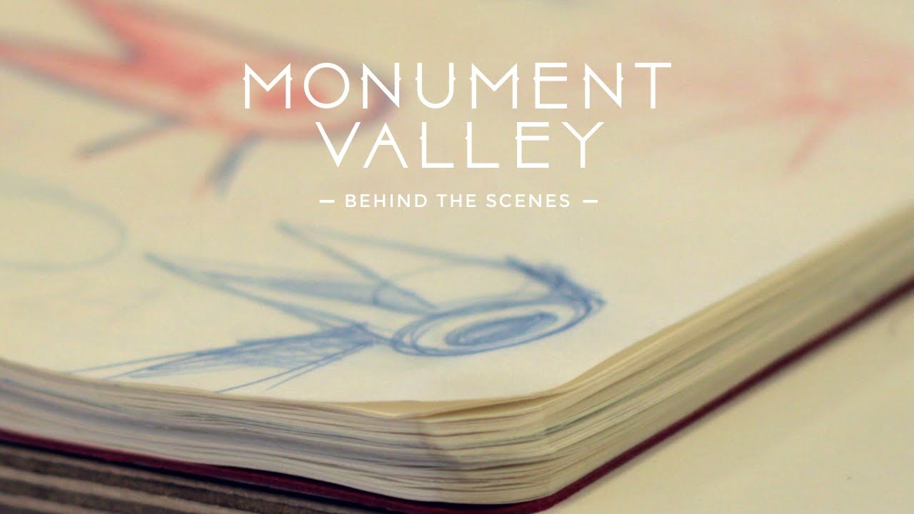 Ustwo's Brain Twisting Puzzler 'Monument Valley' Coming April 3rd, New Behind the Scenes Video Released