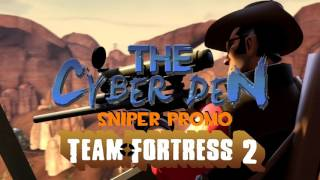 The Sniper from everyone's favourite war-themed hat simulator, Team Fortress 2, has a few words to share about his favourite radio show.-------------------------------------------------------------------------------------------------- Website: http://www.jakeparrthevoice.co.uk/- Facebook: https://www.facebook.com/jakethevoice/- Cyber Den FB Page: https://www.facebook.com/thecyberden/- Tumblr: http://jakethevoice.tumblr.com/- Twitter: https://twitter.com/JakeTheVoice123- SoundCloud: https://soundcloud.com/jake-parr-the-voice