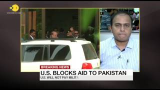 The US has been frustrated by Pakistan's unwillingness to act against terror groups World is One News, WION examines global...