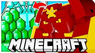 AVENGERS LUCKY BLOCK MONEY HUNT - MINECRAFT LUCKY BLOCK MODDED MINIGAME