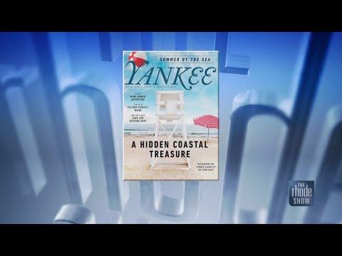 Yankee Magazine Highlights New England's Hidden Treasures